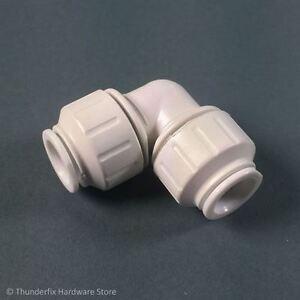 Pushfit Equal Straight JG Speedfit Plumbing Fittings 10mm 15mm 22mm /& 28mm