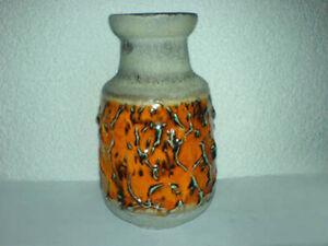 Vase-Carstens-WGP-Mid-Century-60s-70s-Keramik-5009-20