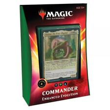 Enhanced Evolution Magic the Gathering Ikoria Commander Deck 2020