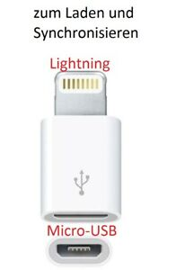 Adapter-Micro-USB-auf-Lightning-fuer-Apple-z-B-IPhone-IPad-IPod-synchronisieren