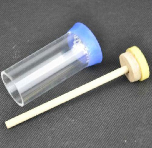 Queen Bee Marker Marking Cage Bottle /& Soft Plunger Beekeeping Beekeeper EquipQu