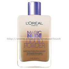 L'OREAL*Bare Skin MAGIC NUDE Perfecting Makeup LIQUID POWDER Spf 18 *YOU CHOOSE*
