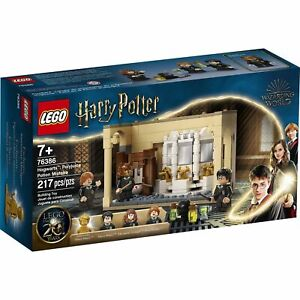 Lego 76386 Harry Potter Hogwarts Polyjuice Potion Mistake New With Sealed Box