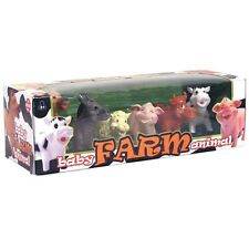 Peterkin - Baby Farm Animal Pack set of 6 - Brand New