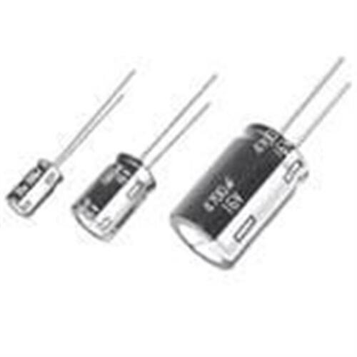 Aluminum Electrolytic Capacitors Leaded 2.2UF 450V ELECT NHG RADIAL 50