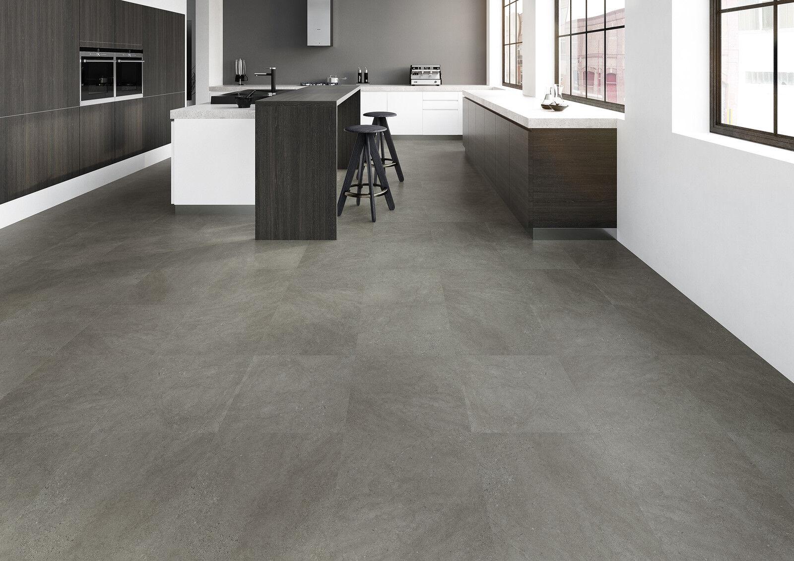 JOKA Rabatt 10% 10% 10% 845 Designböden 330 4,5mm Dark Concrete PVC 1m²/35,96 c15cbf