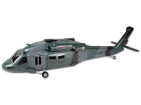 UH-60 500 Escala de fuselaje