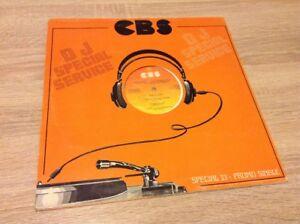 """THE CLASH - THE MAGNIFICENT SEVEN - EP- PROMO -CBS -12"""" PRM 023 - Italia - THE CLASH - THE MAGNIFICENT SEVEN - EP- PROMO -CBS -12"""" PRM 023 - Italia"""