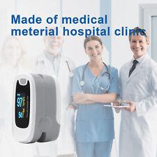 Contec Pulse Oximeter Finger Spo2 Blood Oxygen Pulse Heart Rate Monitor Usa Fda