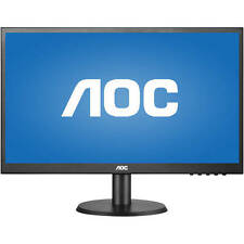 "AOC E2280SWDN 22"" Full HD LED Monitor 1920x1080 5ms 60Hz 16:9 VGA DVI"