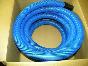 Image is loading Carpet-Cleaning-25ft-Extractor-Vacuum-Hose-W-1-