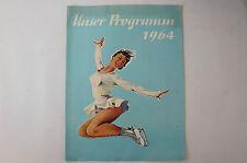 Unser Programm 1964 Berliner Eisrevue  (61)