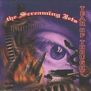 THE SCREAMING JETS Tear Of Thought CD BRAND NEW