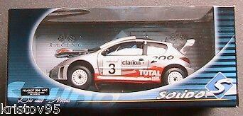 PEUGEOT 206 WRC  3 SAFARI RALLY 2002 ROVANPERA ROVANPERA ROVANPERA SOLIDO 780c5a