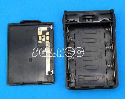Battery case for 6 x AAA Radio Motorola GP328PLUS GP344/388 PUXING PX-777/888K