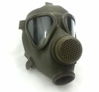 German Army Drager M65 Gas Mask And Nato 40mm Filter - Military Surplus