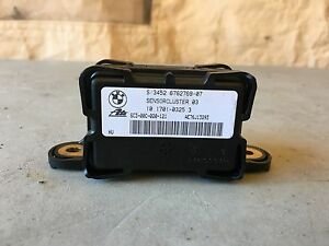 BMW Acceleration yaw rate speed sensor E90 325 328 330 335 6762769 06-08