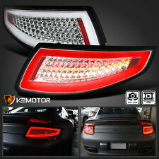 2005-2008 Porsche 911/997 Carrera Targa GT3 GT2 Turbo Clear LED Tail Lights