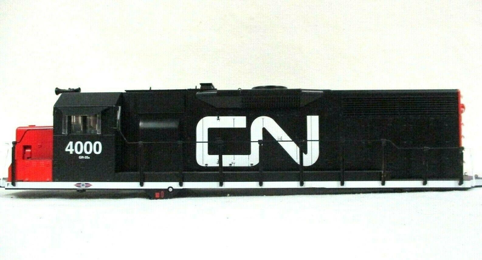 Lionel 6-38784 Canadian National 4000 GP35 Diesel Locomotive Shell Railway Part