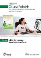 CoursePoint+: Maternal and Child Health Nursing : Care of the Childbearing...
