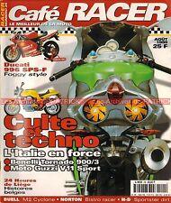 Café Racer 24 GUZZI V11 BENELLI Tornado DUCATI 996 YAMAHA FZR HARLEY DAVIDSON XL