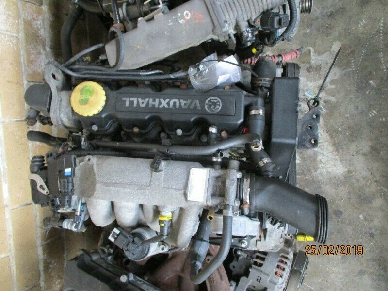 Opel Corsa 1.6i 8v engines for sale