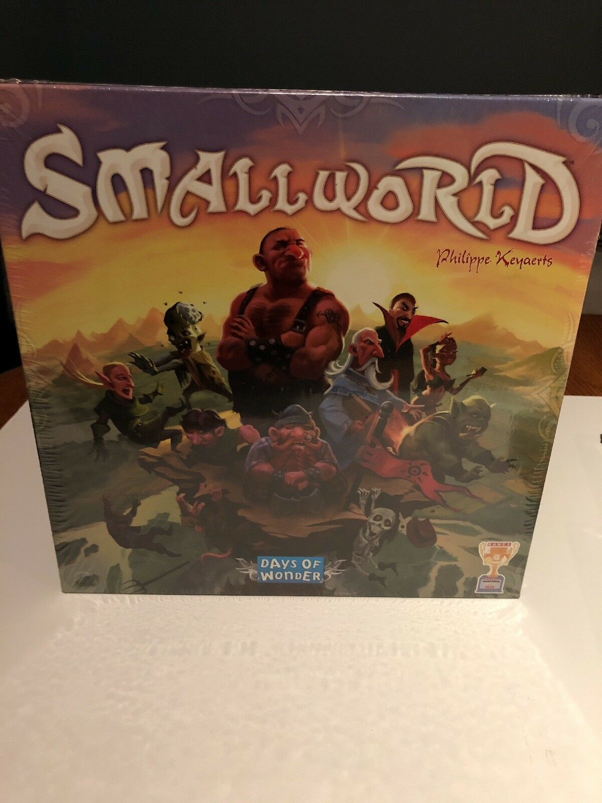 NEW- Small World Board Game Game Game Days Of Wonder DO7901 Fantasy Civilization- FREESHIP b8efd1