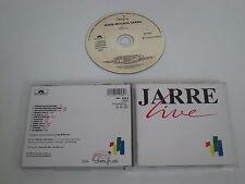 JEAN-MICHEL JARRE/LIVE(POLYDOR 841 258-2) CD ALBUM
