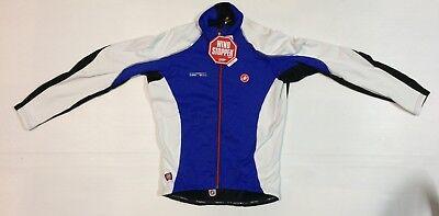 Giacchetto invernale bici Castelli Volo Partial Winter Bike Jacket windstopper L