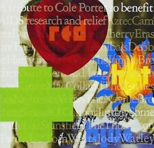 Cole Porter Red hot + blue (1990, tribute by Debbie Harry, Iggy Pop..) [CD]