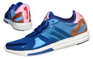 Adidas-Yvori-Stellasport-leichte-Damen-Sneaker-Fitness-Trainingsschuhe-38-37