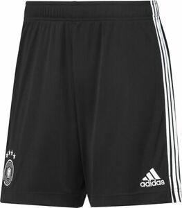 Adidas-futbol-senores-dfb-Alemania-Home-pantalones-hogar-shorts-em-2020-negro-blanco