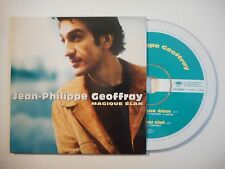 JEAN PHILIPPE GEOFFRAY : MAGIQUE ELAN [ CD SINGLE PORT GRATUIT ]