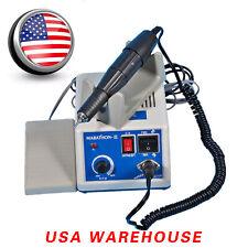 Dental Lab Marathon Micromotor Polisher Machine 35k Rpm Polishing Handpiece