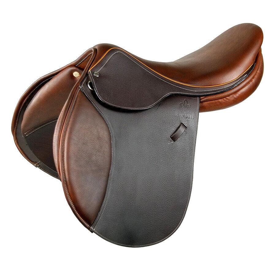 Beval Artisan Close Contact English Saddle 17  NEW SALE-  REG-