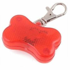 Pop Pet LED Flashing Light Dog Cat Safety Tag Collar
