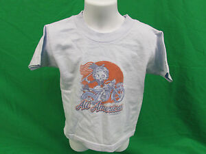 3T /& 4T Betty Boop Pirate Betty Gray Toddler T-shirt Size 2T