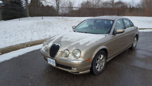 2004 Jaguar S-Type Type S