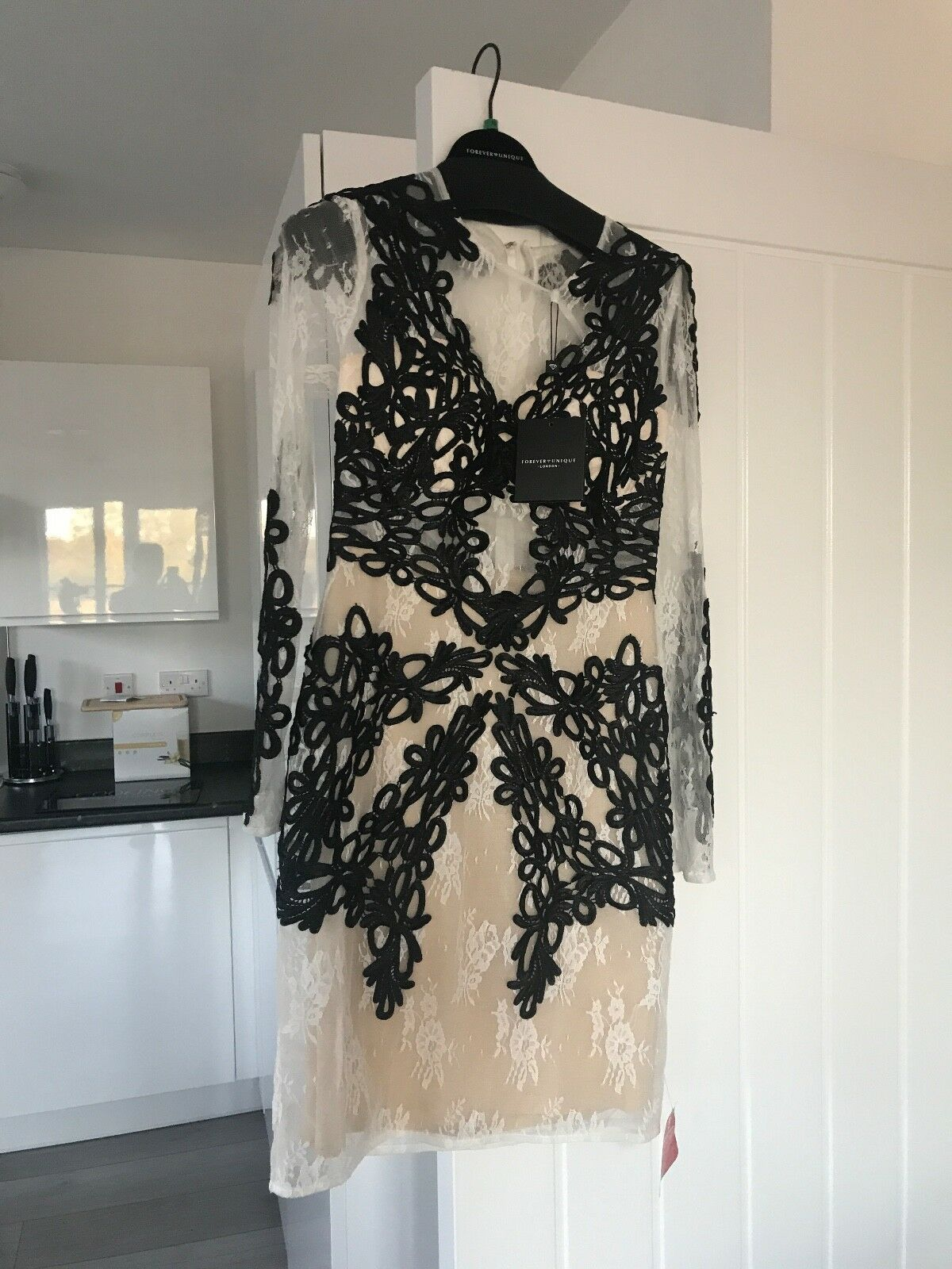 Forever unique dress, size 10, new and unused
