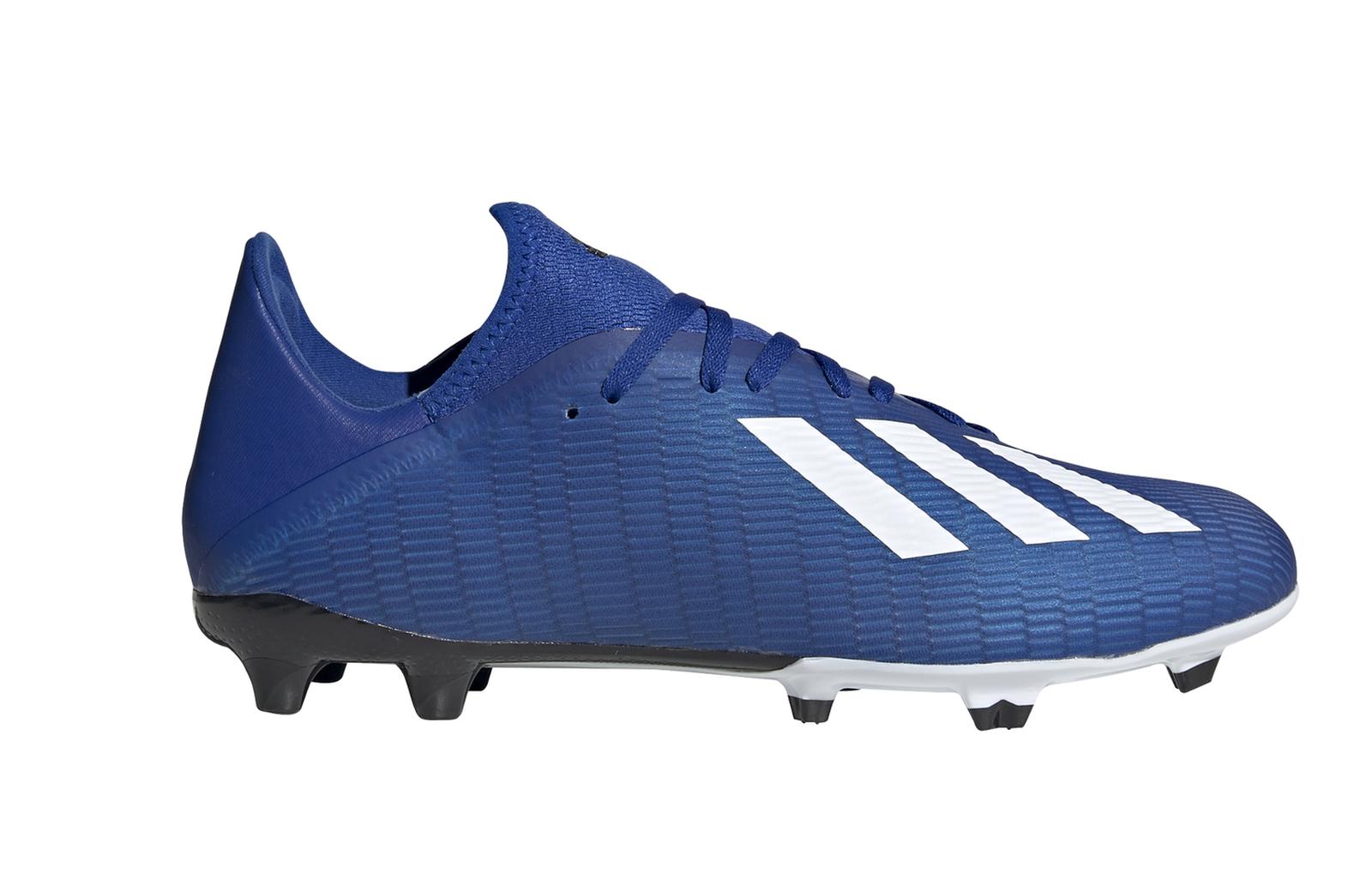 Adidas Performance Herren Nocken Fussballschuhe X 19.3 FG blau
