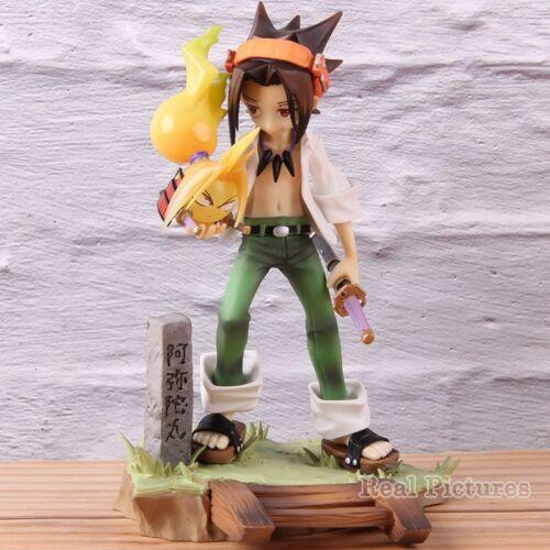 1//8 Scale Yoh Asakura Shaman King ARTFX J Toy Gift PVC Figure