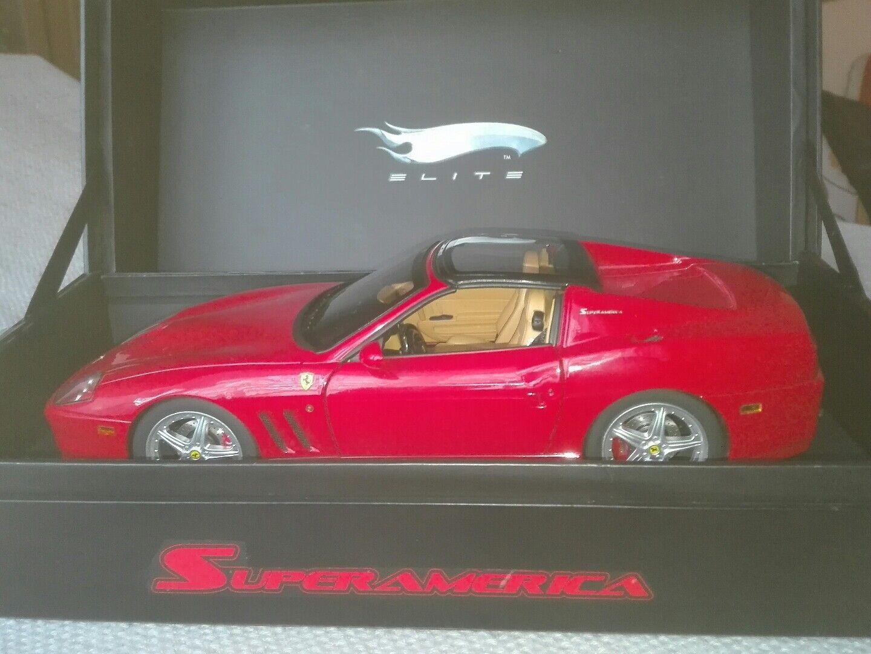 Ferrari superamerica 1   18 heiße whels elite