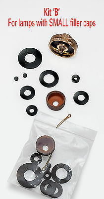 Bialaddin//Vapalux VITON service KIT A TWIN PACK for larger filler cap.