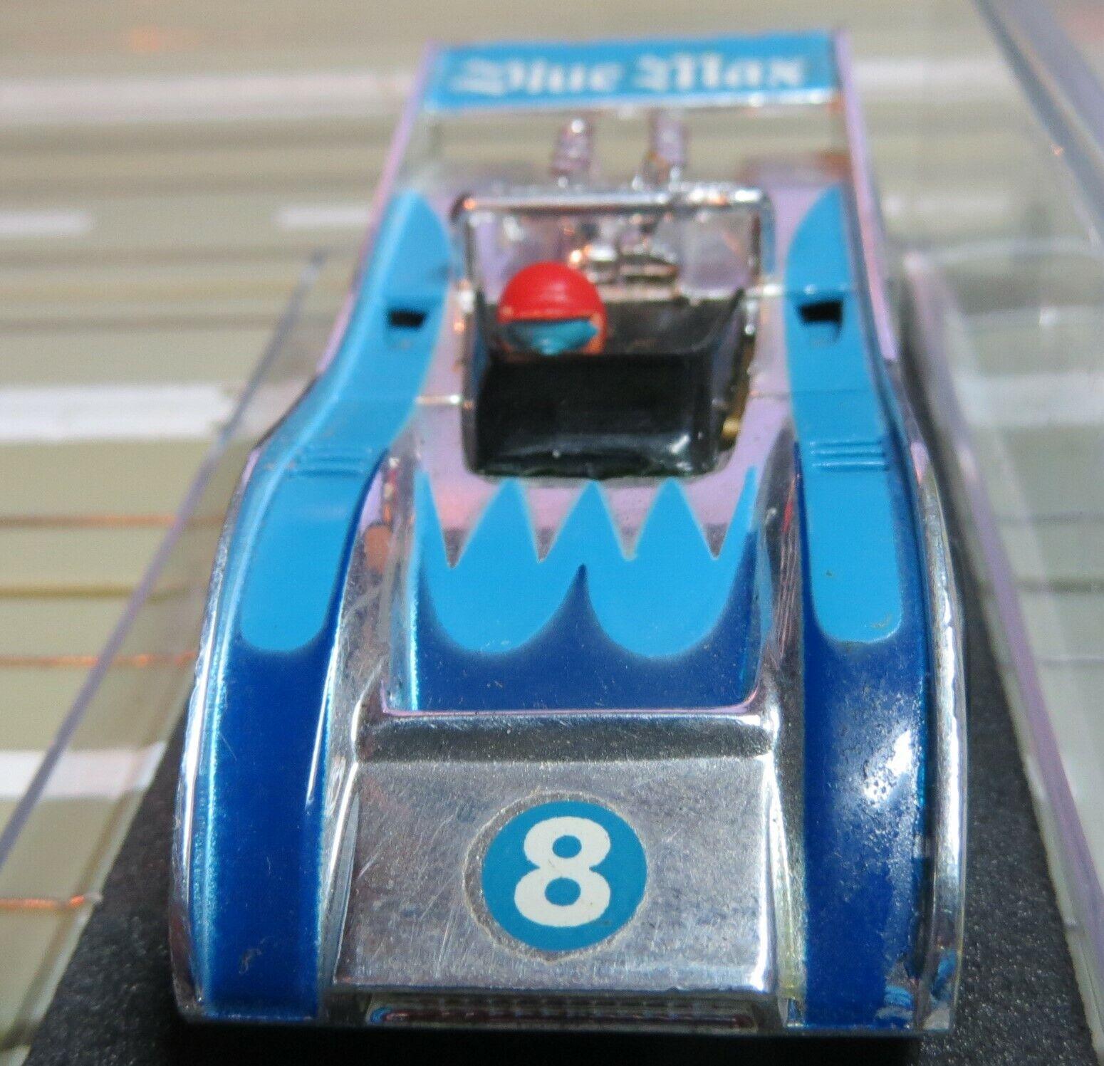 Para H0 H0 H0 Coche Slot Racing Maqueta de Tren Mclaren con Tyco Chasis en Caja  promociones