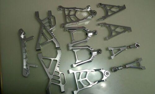 baja 5b 5t 5sc metal front rear suspension arm set