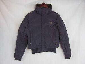The donna's Purple North M piumino Coat Ski 600 Piumino stile Face Ar4l 1Rqw1ZU