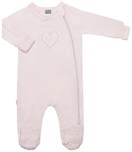 Kushies Baby Classic 100/% Cotton Side Zipper Sleeper w//Non-Slip Feet 533553
