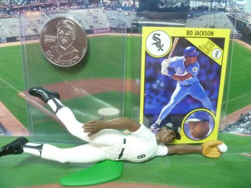 Figure /& Coin ROYALS Starting Lineup EXT 1991 BO JACKSON K.C - SLU