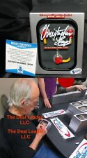 Christopher Lloyd Back To The Future Doc autographed Flux Capacitor Prop BAS PSA