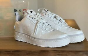34a10bd48d6688 NIKE AIR FORCE 1 90 10 Off White NBA All STAR WEEKEND PACK MENS SIZE ...